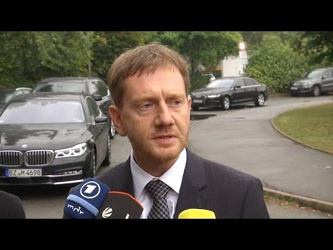 Chemnitz: Kretschmer verspricht rasche Aufklärung nach  ...