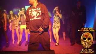 Da Mafia 6ix Three 6 Mafia Reunion Tour Concert LIVE At BlackStock Club