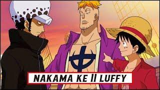 """Download Video Inilah """"Nakama ke 11"""" topi jerami setelah Jinbei ( One Piece ) MP3 3GP MP4"""