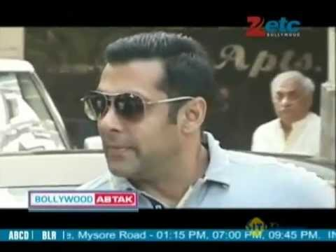 Salman Khan is back to the Canvas