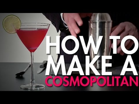 cosmopolitan - The Cosmopolitan is such a classic cocktail that it seems like it must have been around forever, but the Cosmo has only been around since the mid 1980s. Impr...