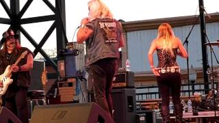 Black Oak Arkansas Live At Wild Hog Music Festival