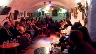 La Cueva Spain  city images : La Cueva at Los Tarantos Flamenco Bar in Granada, Spain