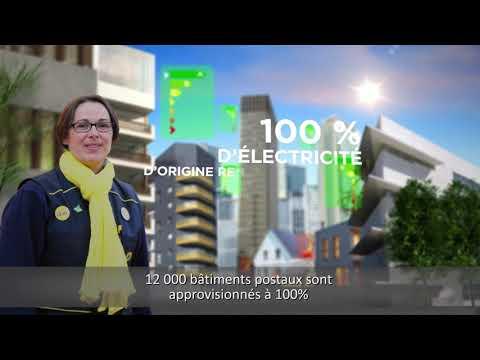 Video RSE des engagements pour La Poste, des solutions pour ses clients