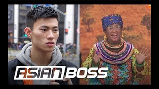 Video What Do The Chinese Think Of Black People (Blackface)   ASIAN BOSS MP3, 3GP, MP4, WEBM, AVI, FLV September 2018