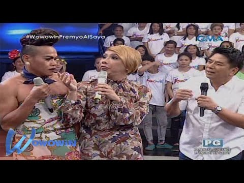 Wowowin: DonEkla meets Ms. and Mr. World 2016