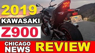 2. IDEAL hyper-naked? 2019 Kawasaki Z900 review