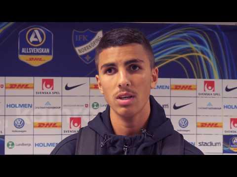 Hussein Ali efter den allsvenska debuten