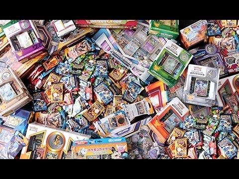 Craziest Pokemon Card Opening ON YouTube!!! (видео)