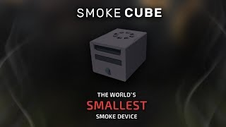 10 tricks with Smoke Cube