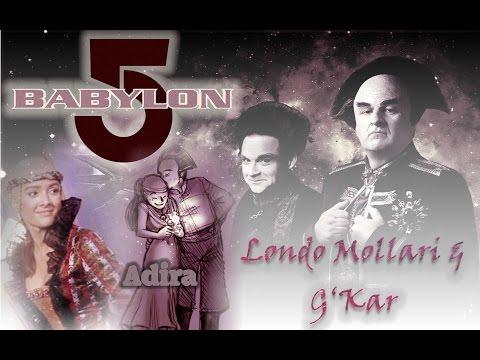 Babylon 5 - sad moments - Londo and G'kar - Tribute Memory