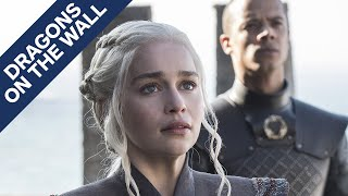 """The Dragons on the Wall team reunited to break down the Season 7 premiere of Game of Thrones, """"Dragonstone,"""" and discuss..."""