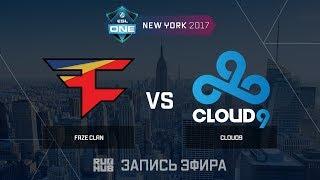FaZe vs C9, game 1