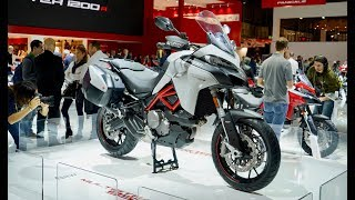 1. Ducati Multistrada 950S - First impressions and specs from EICMA
