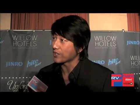 Sung Kang at the KoreAM Awards 2009