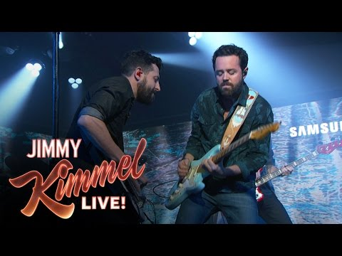 Old Dominion does the new one on Kimmel