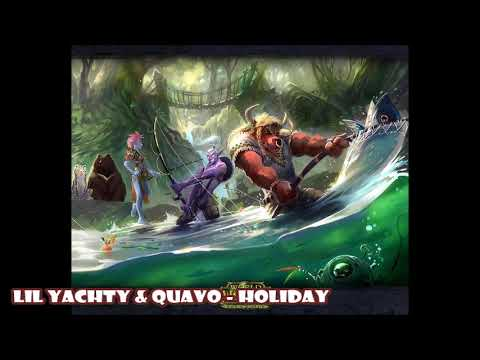 Lil Yachty & Quavo - Holiday (432Hz)