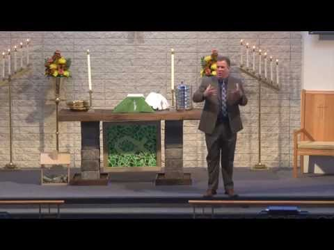 Commitment Sunday - Bethlehem Lutheran Church: 11-23-2014