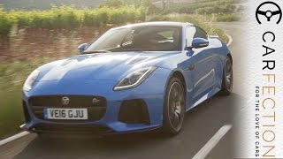 Jaguar F-Type SVR: 200mph Monster - Carfection by Carfection