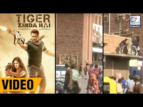 HUGE PROTEST Against Salman Khan's Tiger Zinda H