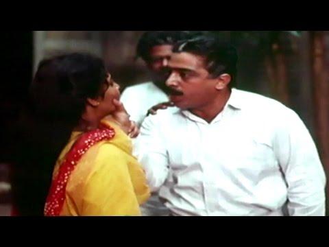 Nayakudu Full Movie || Part 07/11 || Kamal Haasan, Saranya
