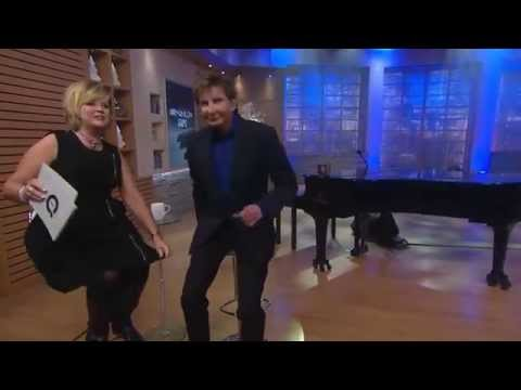 Barry Manilow Live Performance On QVC!