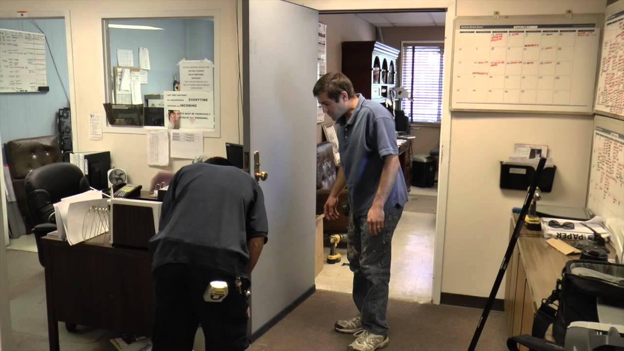 STC Door Installation Video