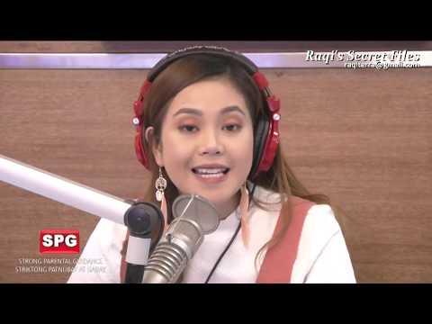 Tinutukan ako para magalaw ng TATAY at KUYA ko! - DJ Raqi's Secret Files (October 25, 2018)