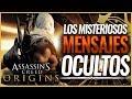 Assassin s Creed Origins Los Mensajes Ocultos Y Misteri