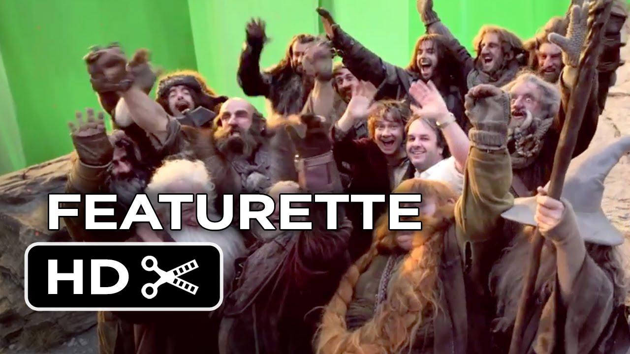 The Hobbit: The Battle of the Five Armies Featurette – 17 Year Journey (2014) – Movie HD