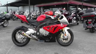 3. L18601 - 2013 BMW S1000RR - Used motorcycle for sale