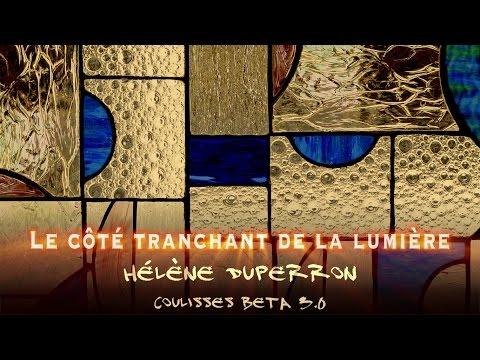 Thumbnail COULISSES BETA vers. 3.0 épisode 10 Hélène Duperron
