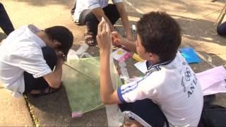 Trường THCS An Lộc - Hội Thi Thả Diều - 2013
