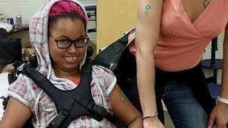 14-Year-Old Girl With Terminal Illness Makes Difficult Decision To End Her Life