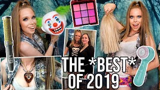 The 💜VERY BEST 💜 of 2019- Fashion, Makeup, Hair & ~MORE~ by GRAV3YARDGIRL