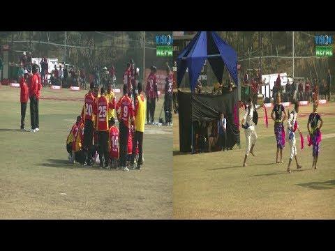 (त्रि वि क्रिकेट मैदानमा बल र ब्याटसंगै नृत्यको आकर्षण | EPL Opening Ceremony - Duration: 3 minutes, 17 seconds.)