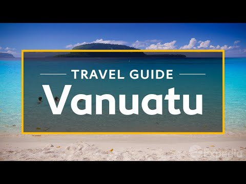 Vanuatu Vacation Travel Guide