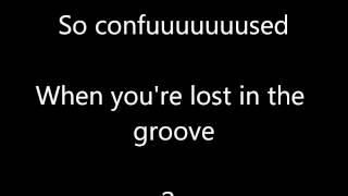 Muse - The Groove (lyrics)