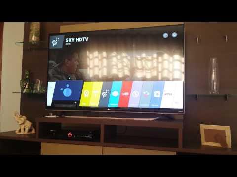 Smart Tv LG Serie 8 UF8500