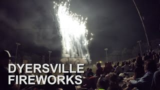 Dyersville (IA) United States  City new picture : DYERSVILLE IOWA FIREWORKS | vlog 183