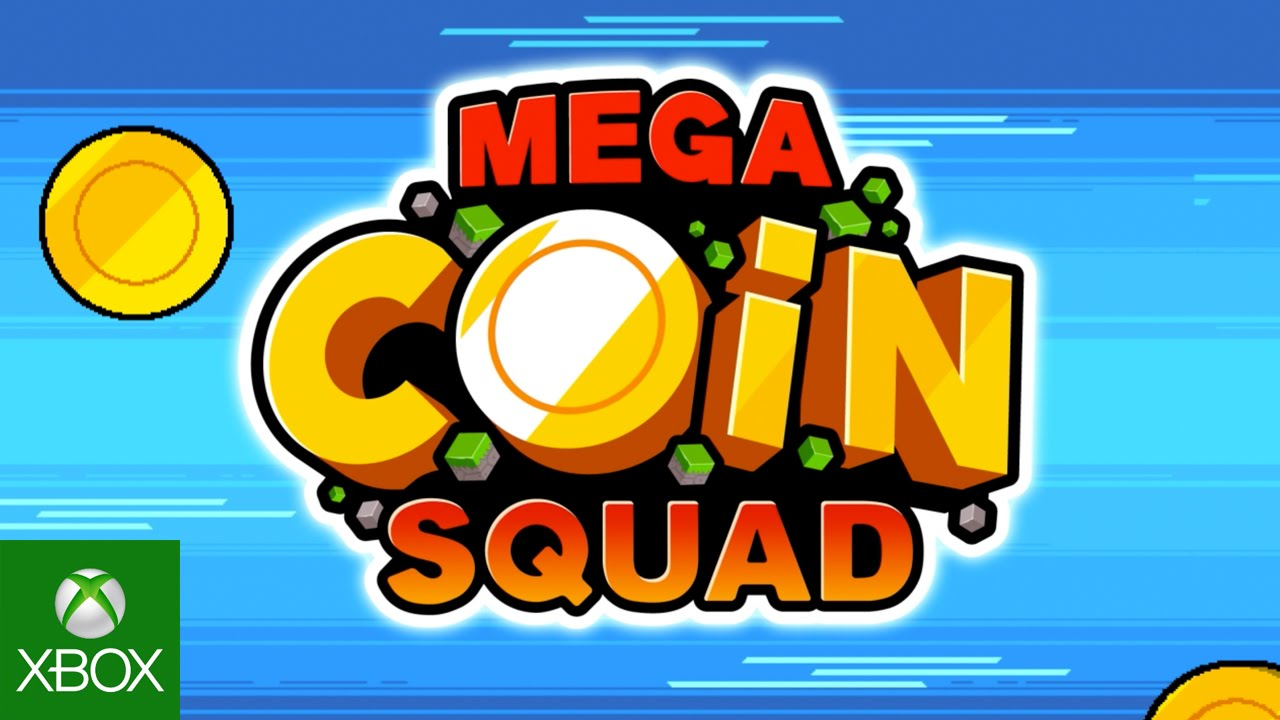 Mega Coin Squad for Xbox One