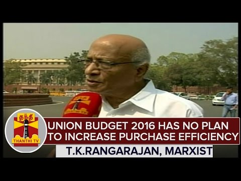 Union-Budget-2016-Has-No-Plan-To-Increase-Purchasing-Efficiency-01-03-2016
