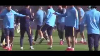 Messi Suarez Neymar MSN in barcelona Best Funny Moments 2016 ronaldo bale real mardrid,barcelona sport.funny football music movie holyworld fifa world cup 2016