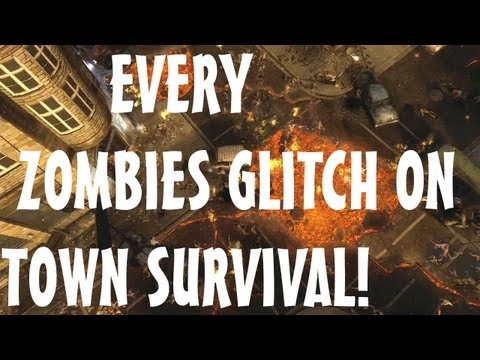 Every Glitch on Town!