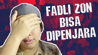 Video PABLO BENUA : FADLI ZON BISA DIPENJARA ? POTONG BEBEK ANGSA MP3, 3GP, MP4, WEBM, AVI, FLV Juni 2019