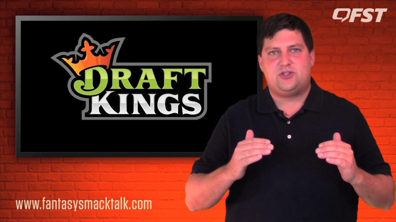 Daily Fantasy Football: Week 11 DraftKings Value Picks thumbnail