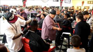 Eric The Barber - Barberholiks At Zms Academy