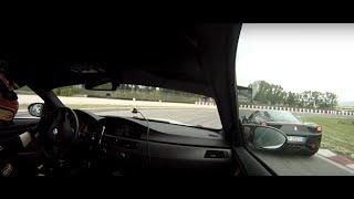 Magione Italy  city photos : BMW M3 E92 vs FERRARI 458 Italia at Magione Italian Circuit - NickS2k