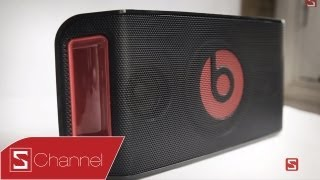 Schannel -Đánh giá chất âm loa Beats by Dr. Dre Beatbox Portable Bluetooth Speaker bản 2013
