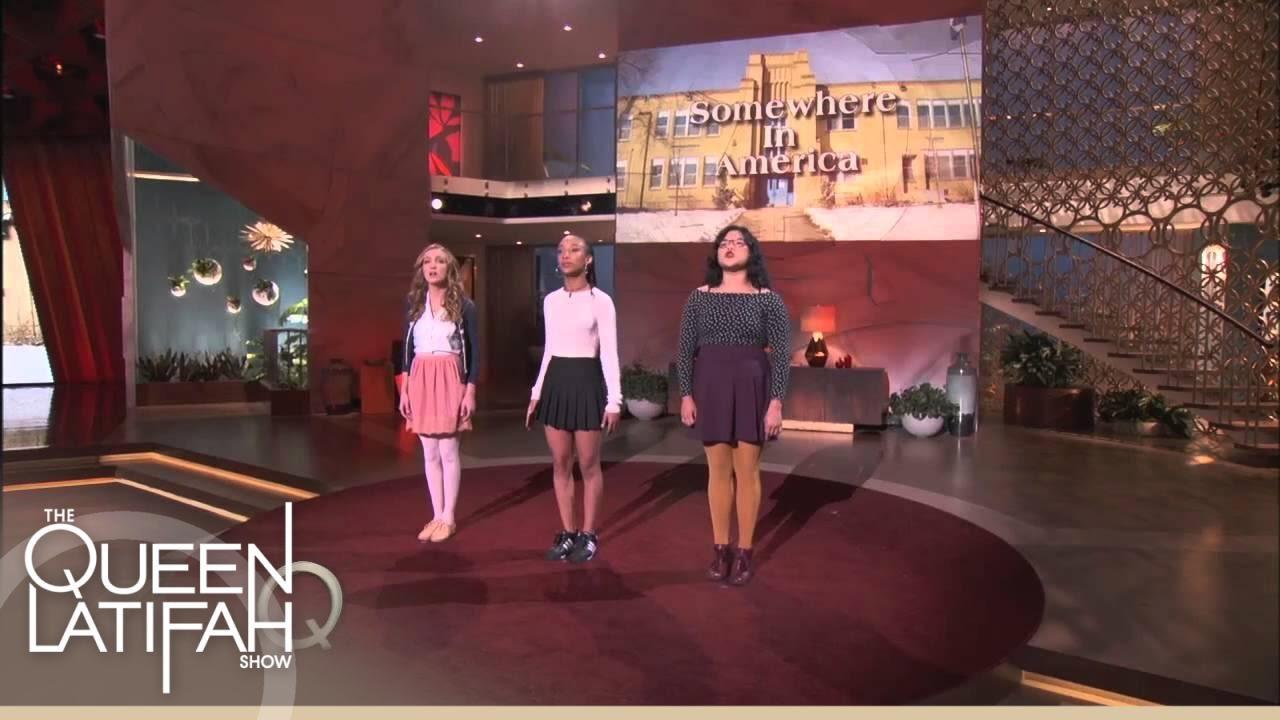 3 Teenage Girls Tear America a New One
